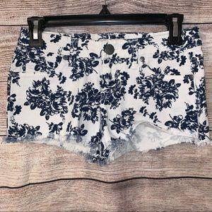 2.1 Denim women's shorts - Size 25